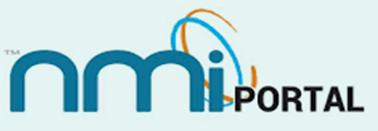 Partner: nmi Portal