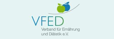 Partner: VFED Verband für Ernährung und Diätetik e.V.