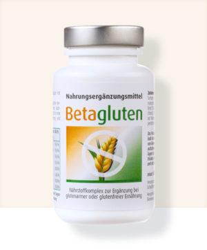 Betagluten für eine glutenfreie Ernährung